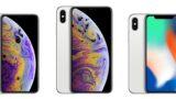 iPhone XS, iPhone XS MaxとiPhone Xの違い