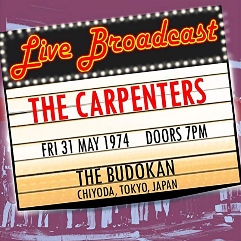 Live Broadcast 31st May 1974 The Budokan, Tokyo