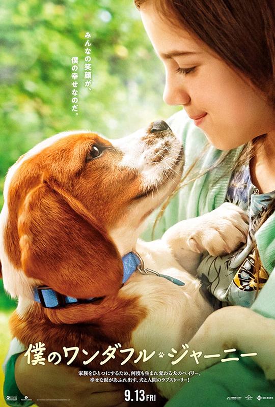 A Dog's Journey今の僕が観るべき映画『僕のワンダフル・ジャーニー』