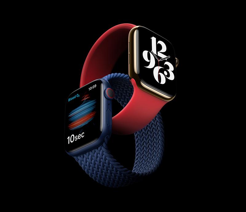 SPO2 Apple Watch 6