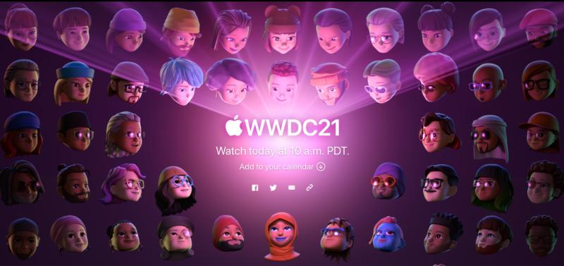 WWDC2021